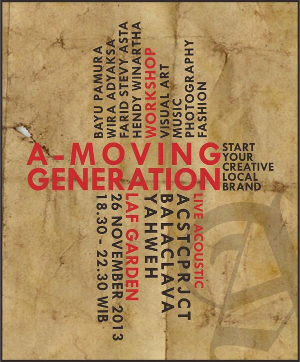 aMovingGeneration