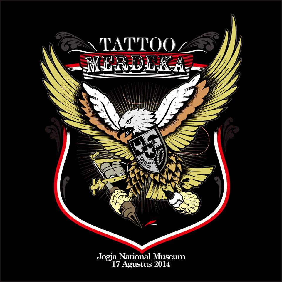 tattoo merdeka poster issue