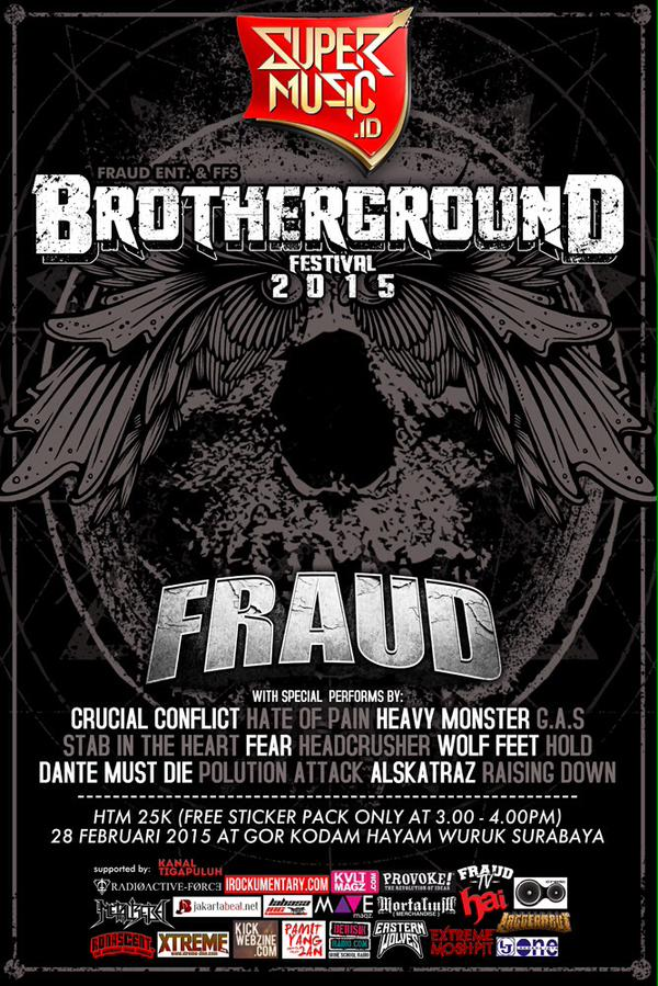 Brotherground Festival (final)