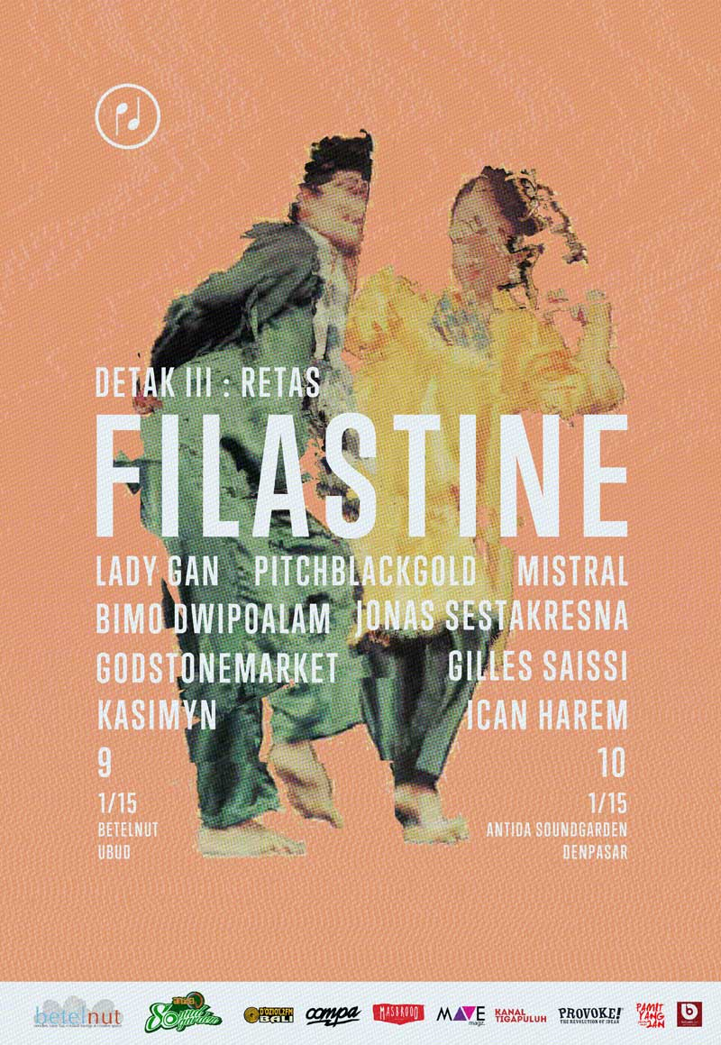 DETAK III - FILASTINE