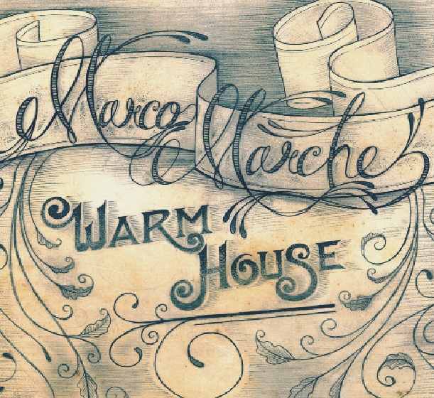 MarcoMarche _ Warm House Cover