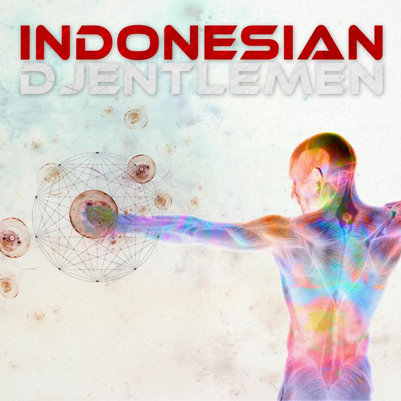artwork indonesia djentleman white edit