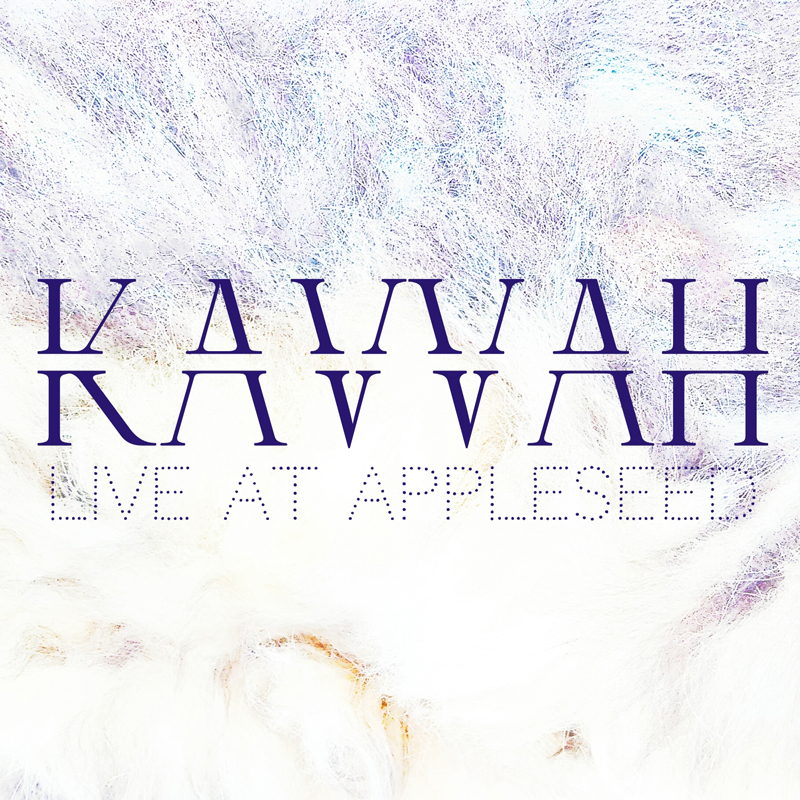 KAVVAH cd sleeve (front)