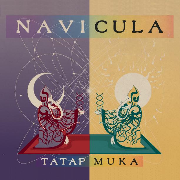 NVCL - Cover Album Tatap Muka