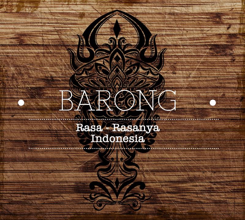 BARONG cover