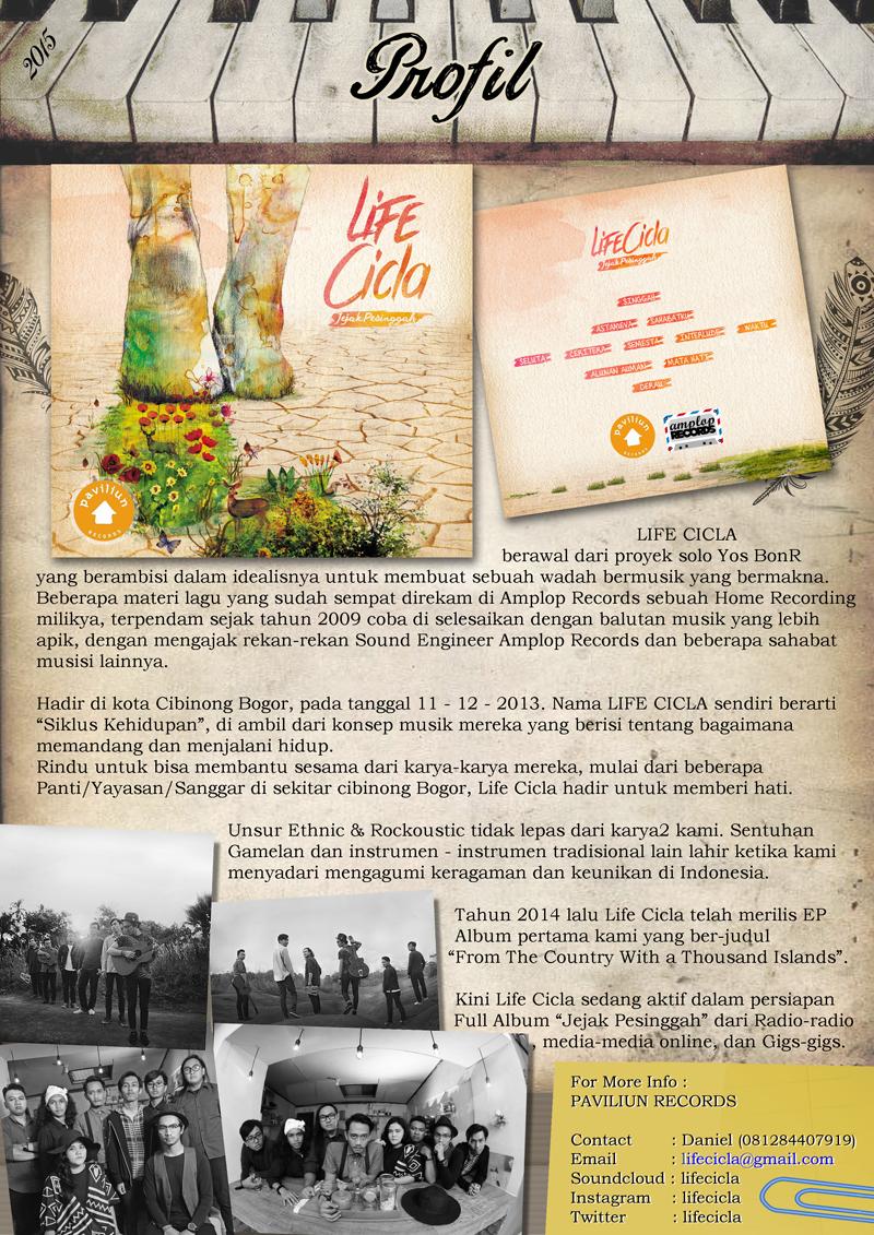 PROFIL Life Cicla - Jejak Pesinggah