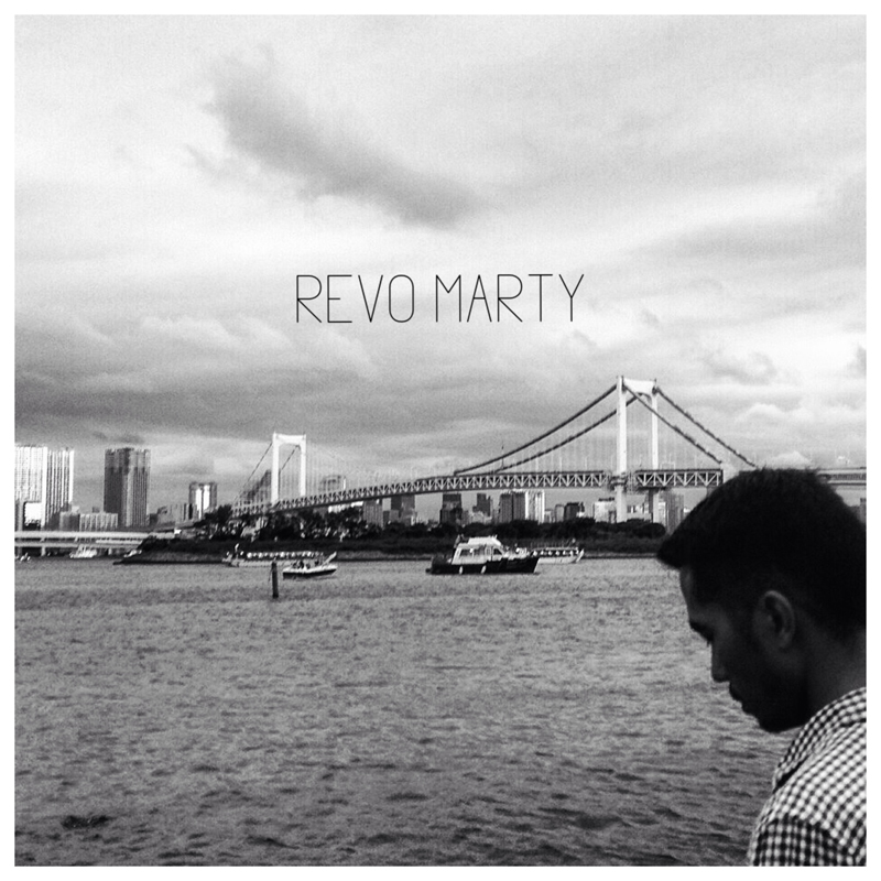 Revo Marty Art Work