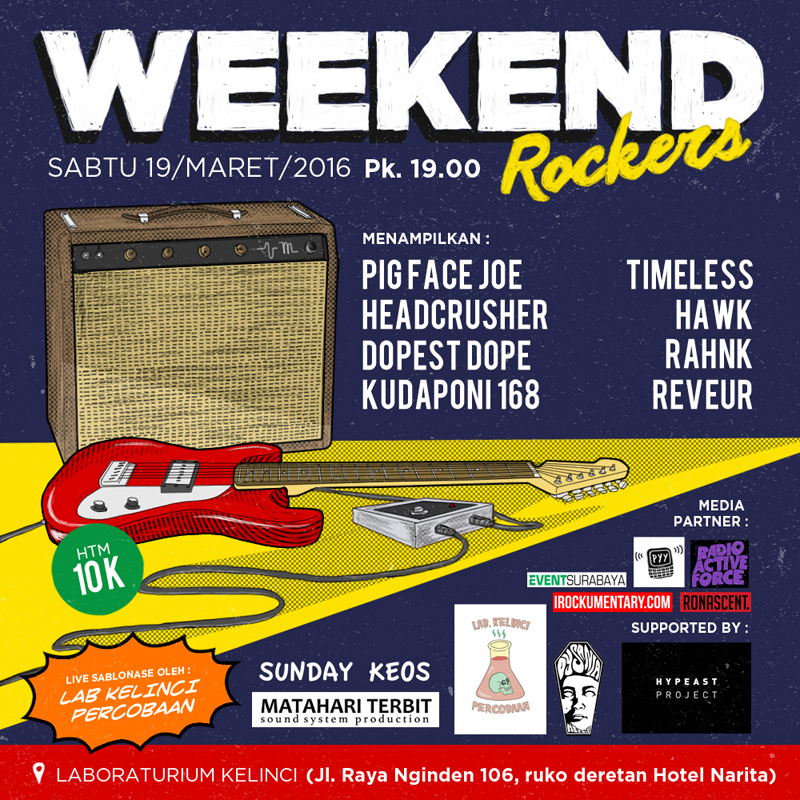 WEEKEND ROCKERS-1