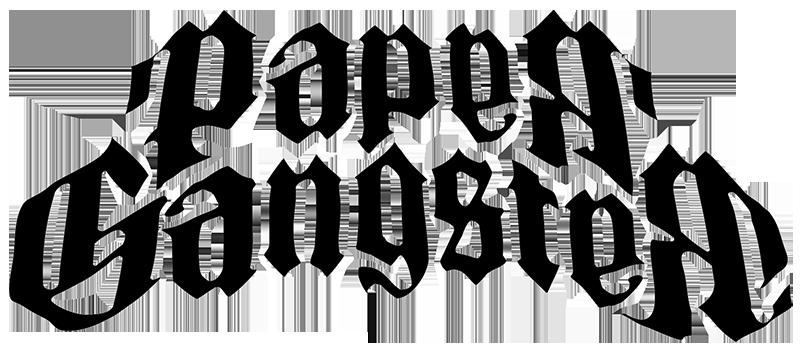 Paper Gangster Font
