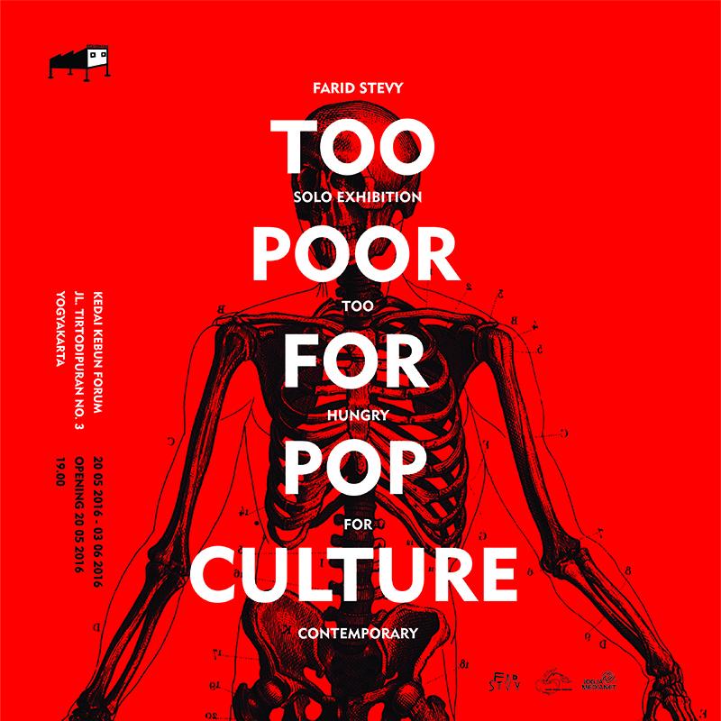 eposter pameran farid KKF 2016