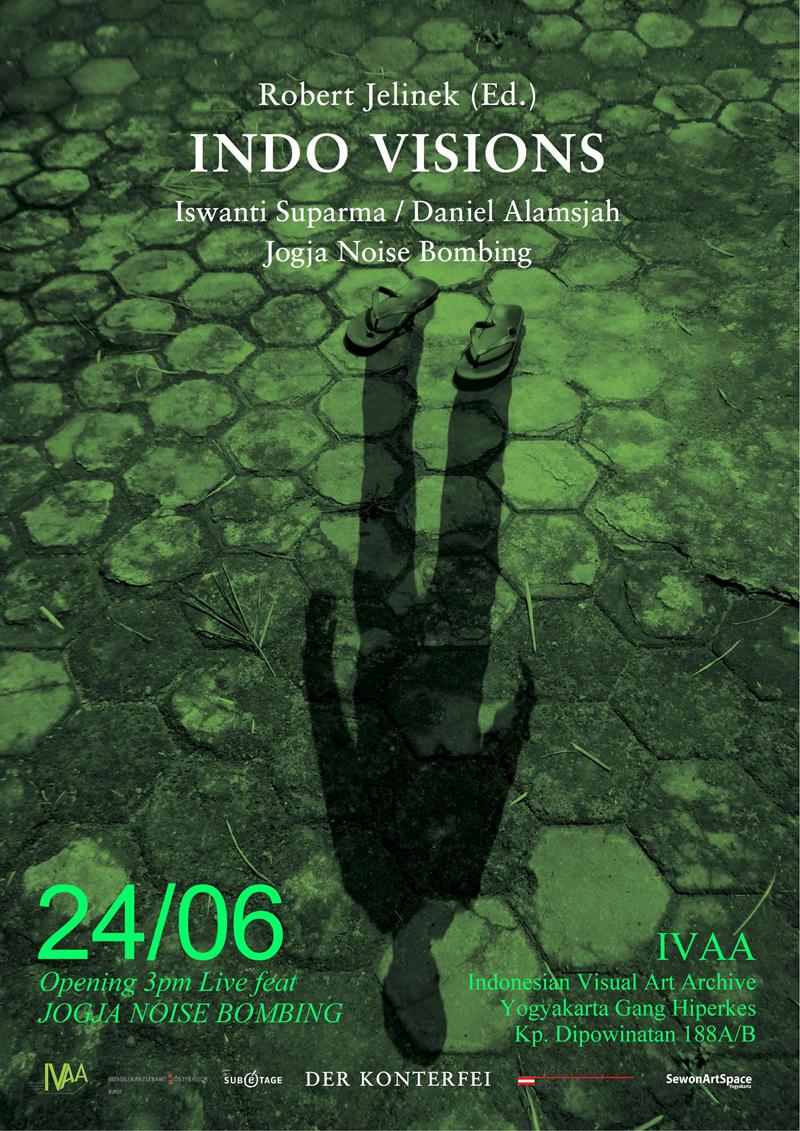1. flyer buku indo visions