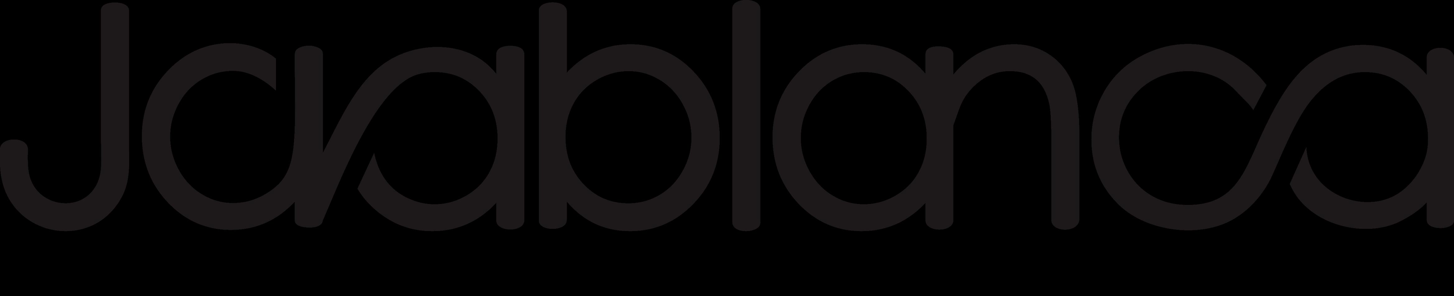 Logo Javablanca (black)