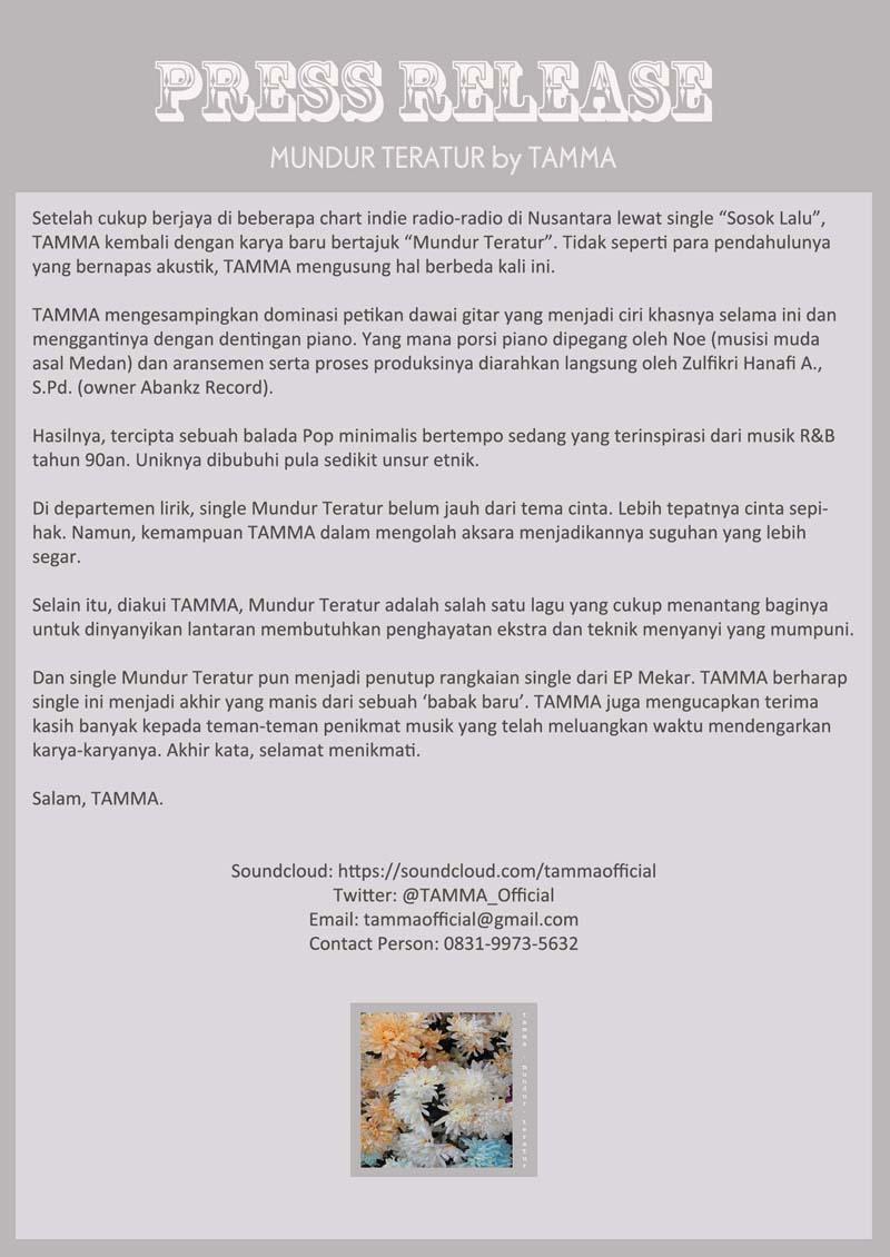 press-release-mundur-teratur