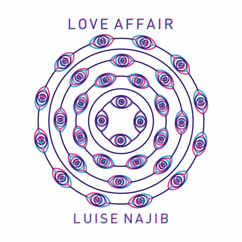 Gentur Suria X Luise Najib - LOVE AFFAIR