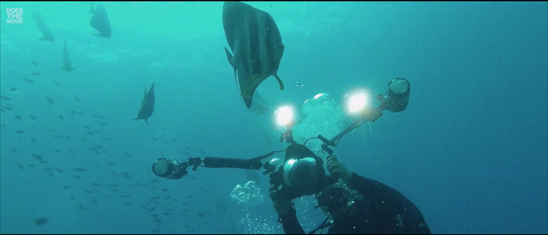 Underwater Filming 01