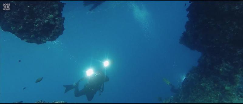 Underwater Filming 02