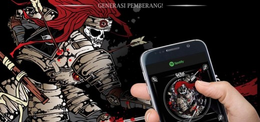 Flyer Rilis Digital GP