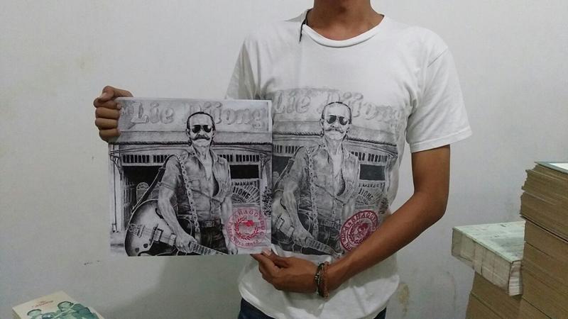 Kover Vinyl Shaggydog