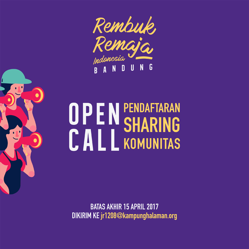 OPEN CALL VERSI 3 #RR