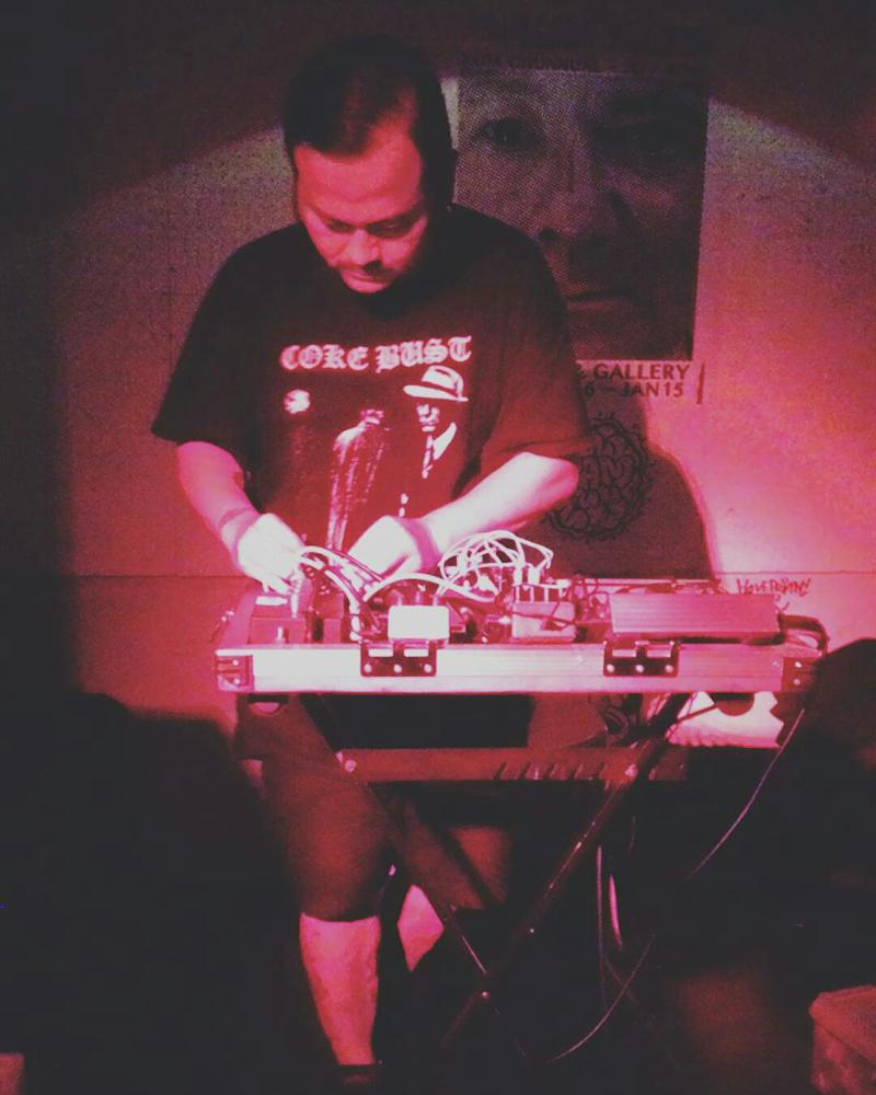 Indra Menus live at Jam cafe, Bangkok, Thailand