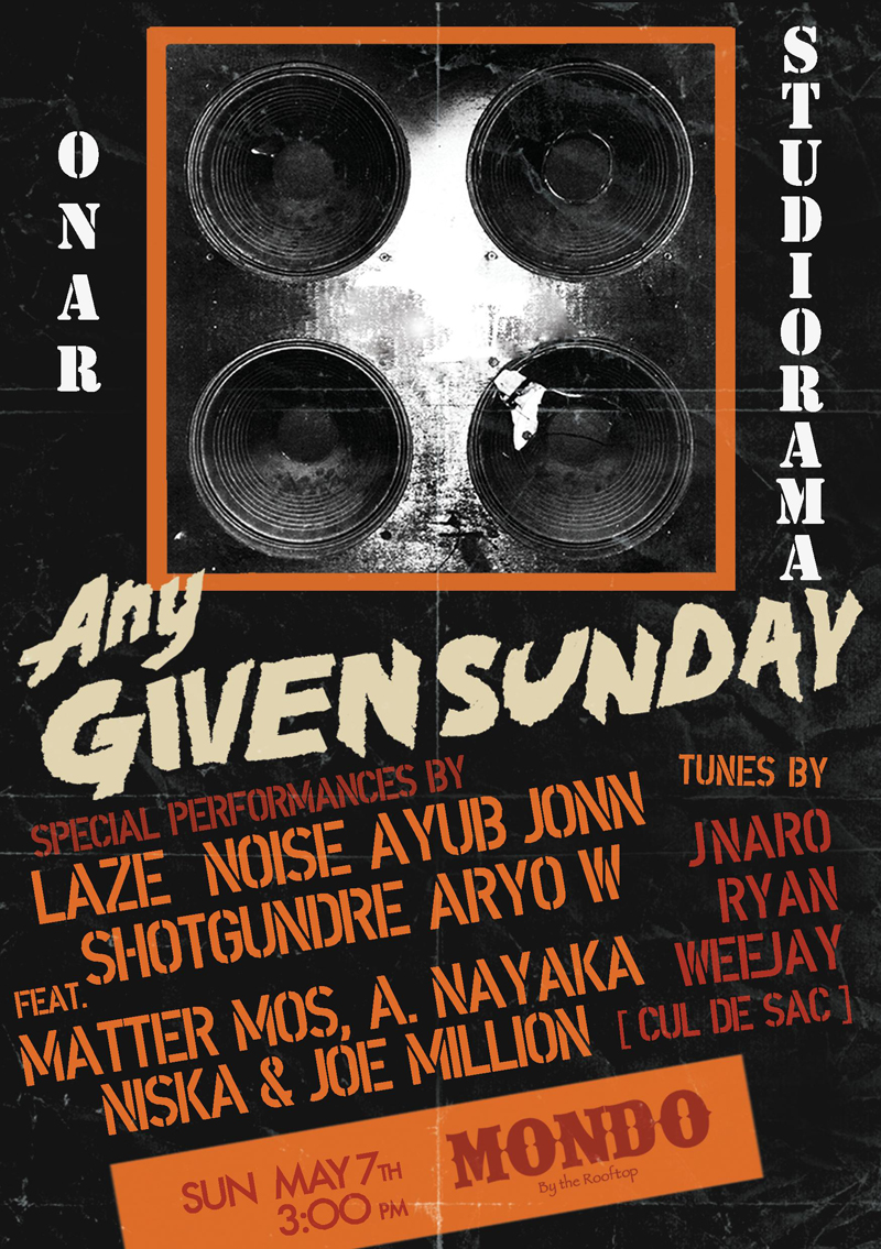 Poster - Any Given Sunday